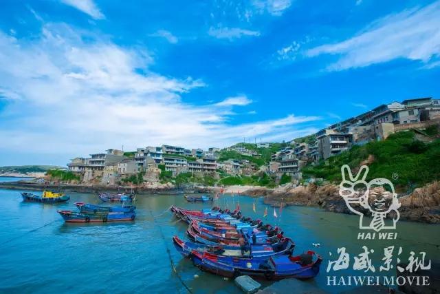 美丽的海上布达拉宫 记录下青浜岛的环岛之旅